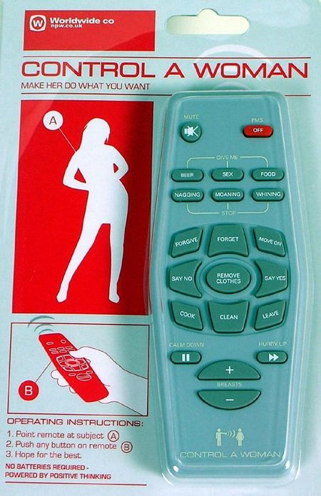 remote control for men