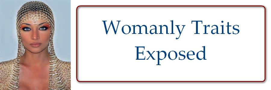 woman's traits exposed