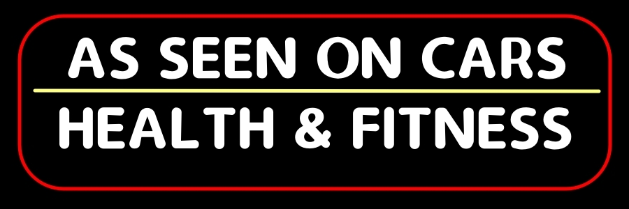 bumper stickers about health fitness